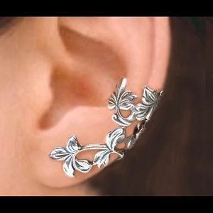 Jewelry - Only A Few Left! NEW Sterling Ear Cuff
